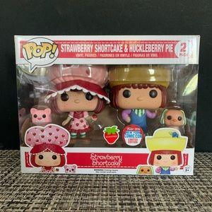 POP! Strawberry Shortcake & Huckleberry Pie
